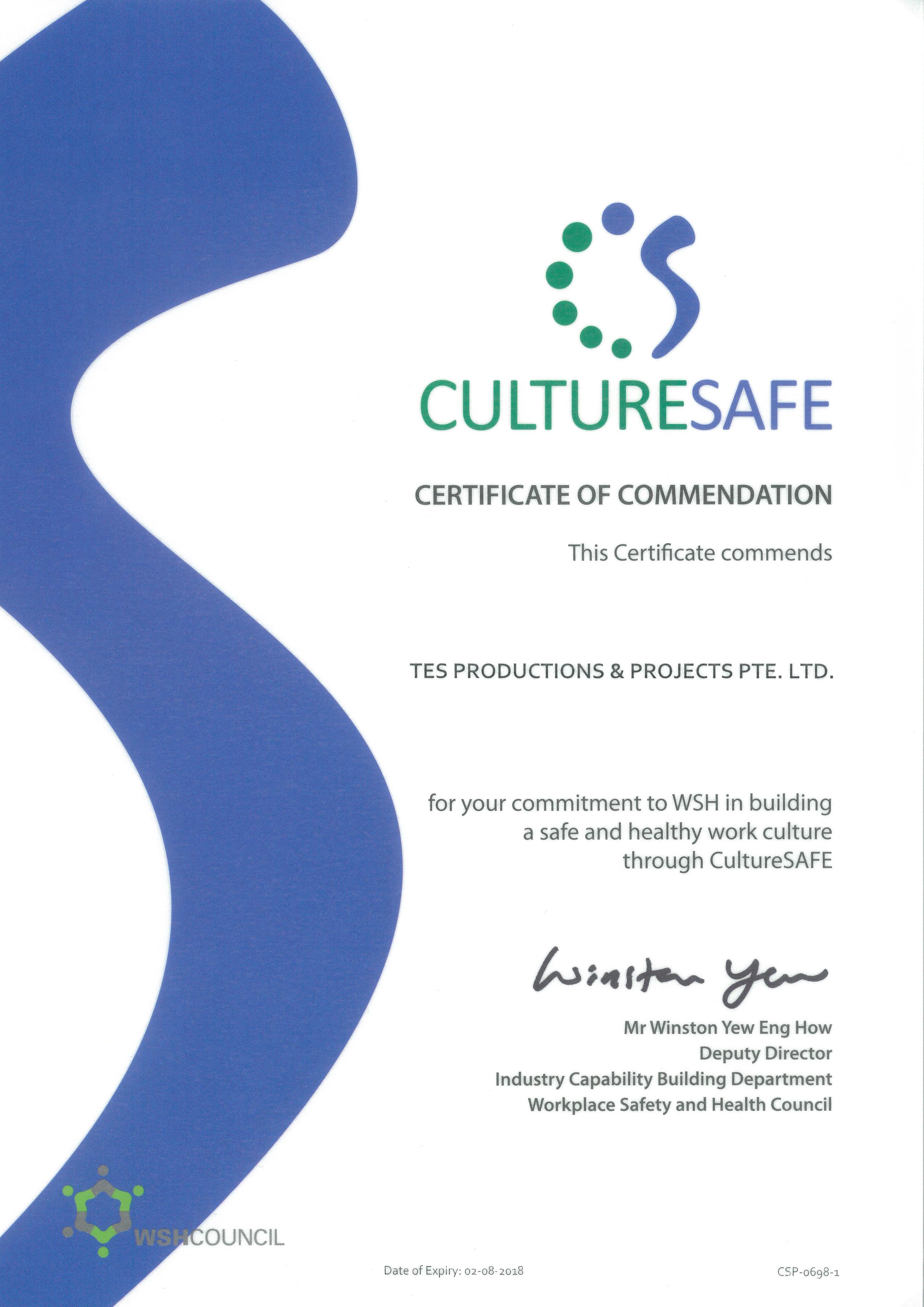 Culture Safe