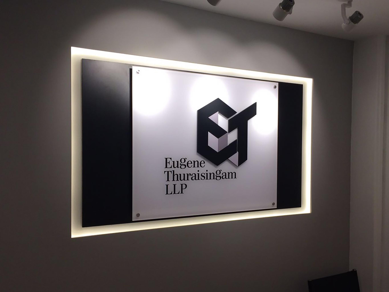 Eugene Signage
