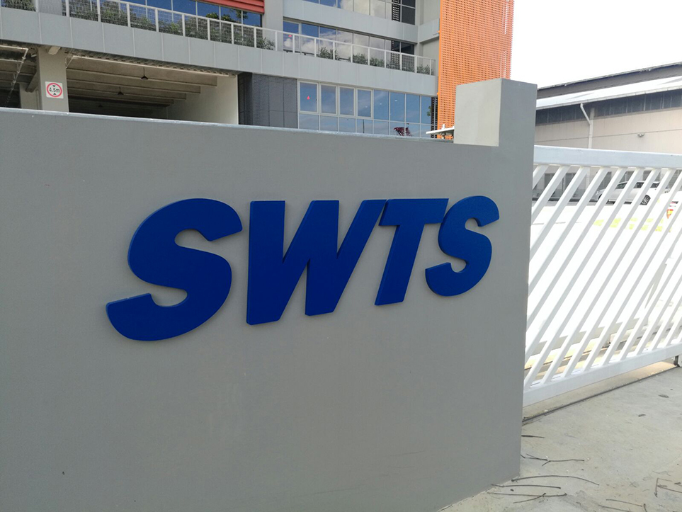 SWTS Signage